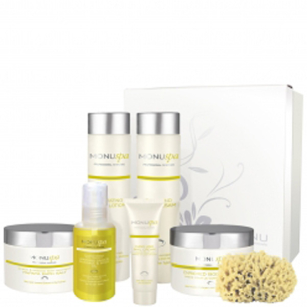 Monu Home Spa Gift Box 7 Products Free Delivery