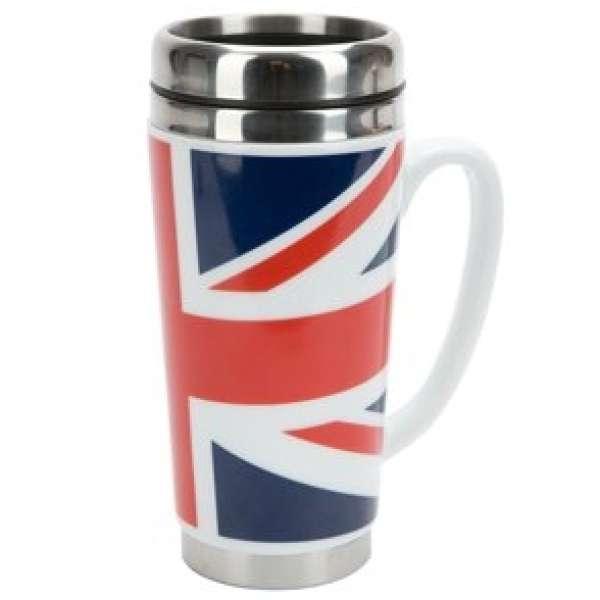 Cool Britannia Travel Mug Iwoot