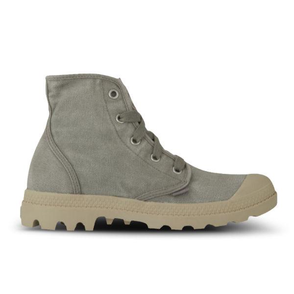 Palladium Women's Core Campa Boots - Concrete/Putty