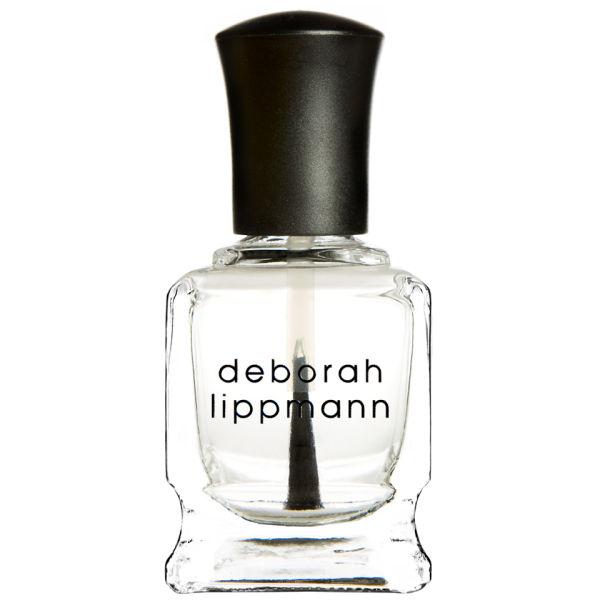 Deborah Lippmann Hard Rock Nail Strengthening Base and Top Coat (15ml)