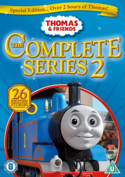Thomas And Friends Complete Series 2 Dvd Zavvi Com