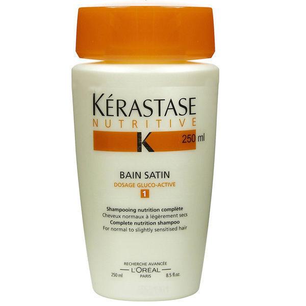 K rastase bain satin 1 250ml free delivery for Kerastase bain miroir shine