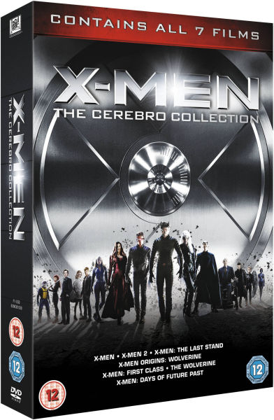 X-Men: The Cerebro Collection