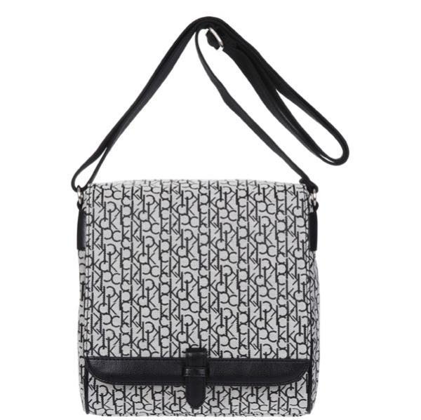 Ck By Calvin Klein Logo Messenger Bag Mens Accessories Thehut Com