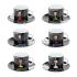 Cluedo Espresso Mug Set: Image 1