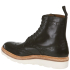 Grenson Men's Fred V Brogue Boots - Black: Image 2