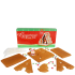 DIY Gingerbread House Kit with Sugar Figures: Image 4