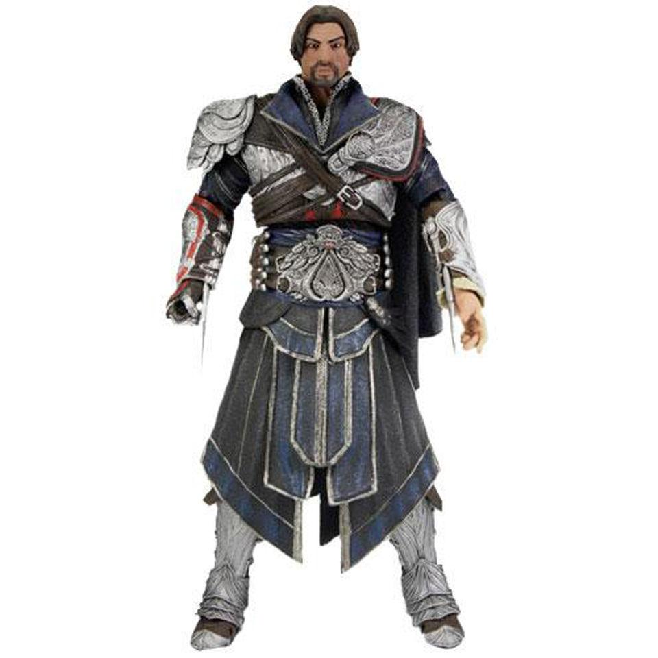 Neca Assassins Creed Brotherhood Ezio Onyx Costume
