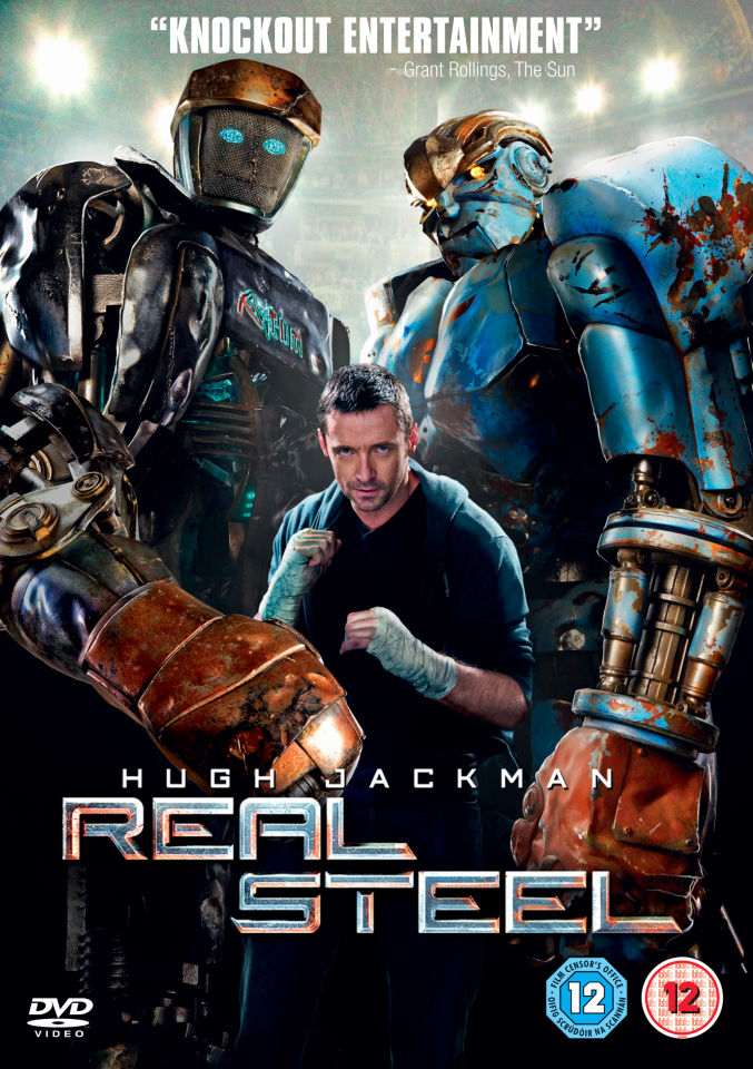 Full movie: Real Steel (2011), for free - Action - Action