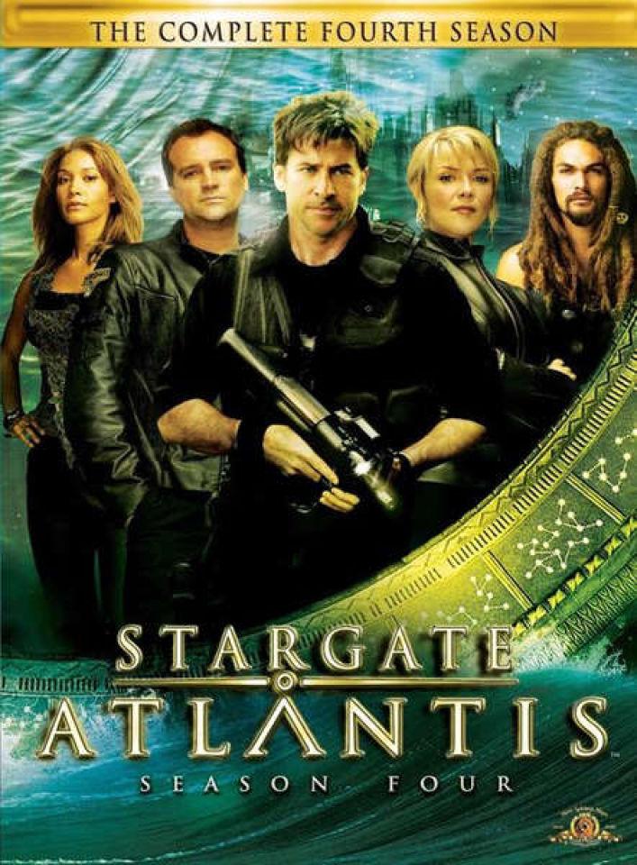 «Звёздные Врата Атлантида Смотреть Онлайн 1 Сезон» — 2010