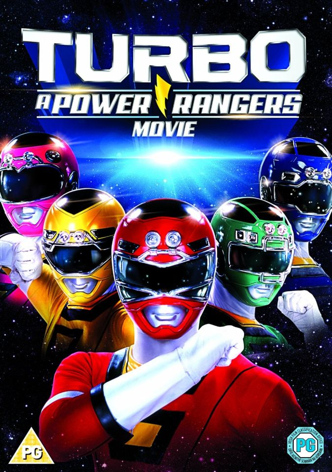 turbo power rangers the movie dvd. Black Bedroom Furniture Sets. Home Design Ideas
