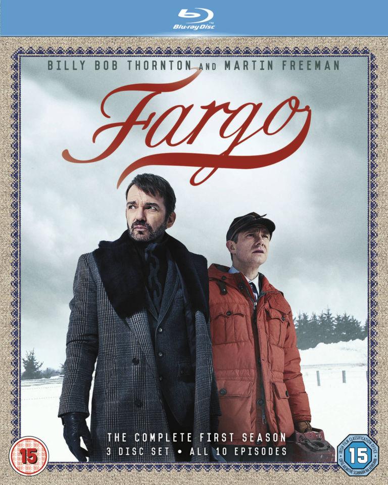 Fargo - Season 1 Blu-ray | Zavvi.com
