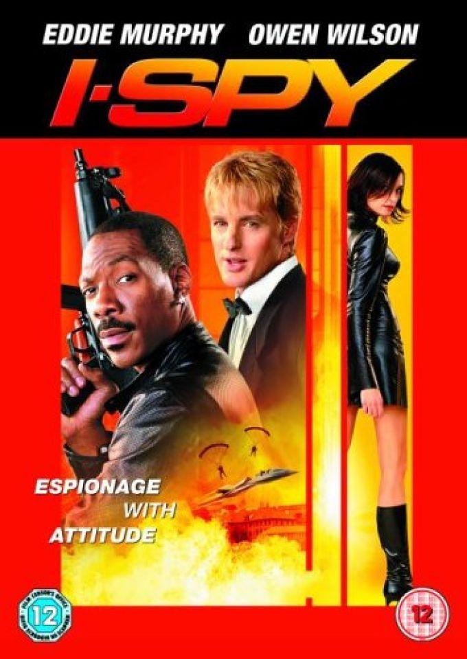 I Spy Dvd Zavvi Com