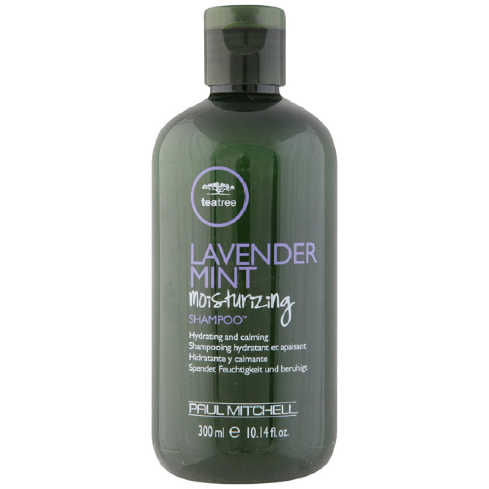 Paul Mitchell Tea Tree Lavender Mint Moisturising Shampoo