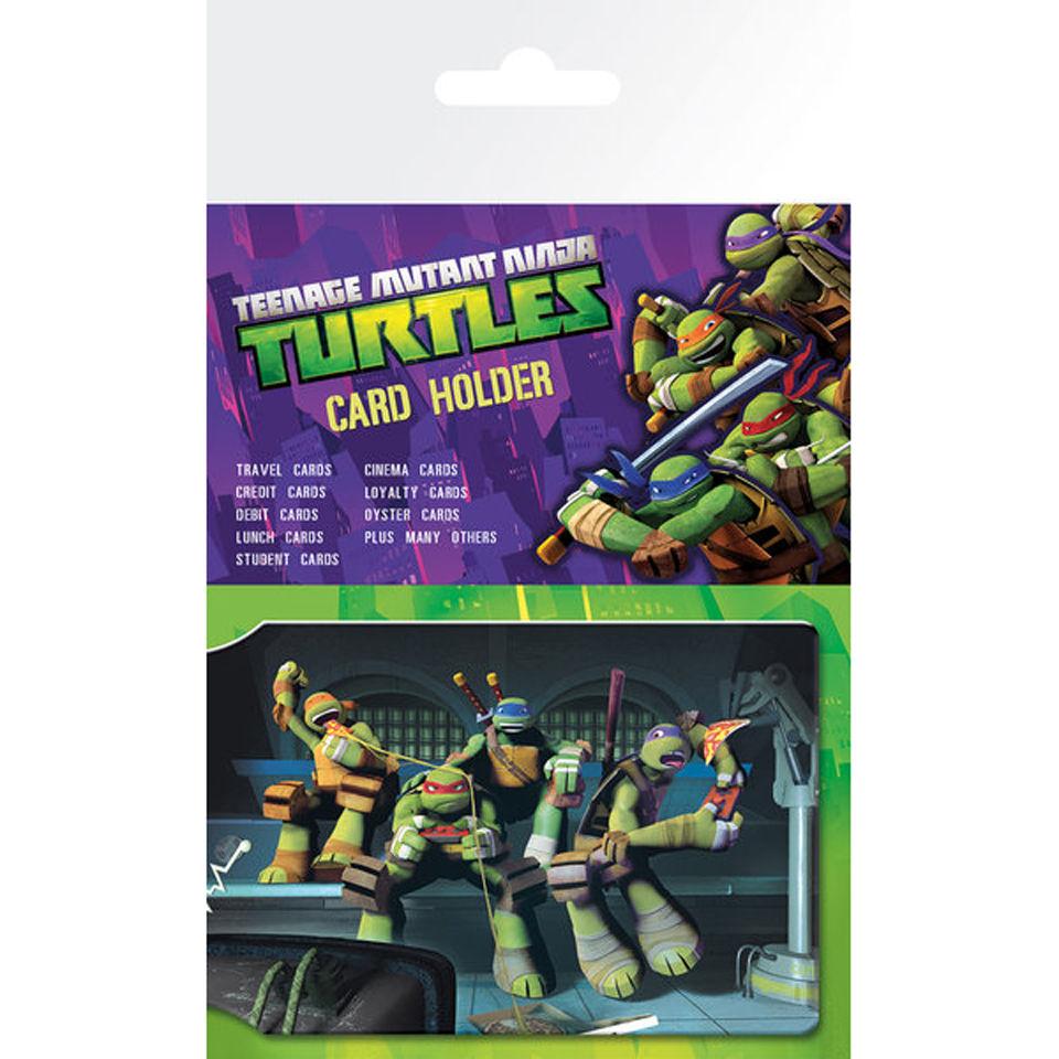 Teenage Mutant Ninja Turtles Sewers Card Holder Iwoot