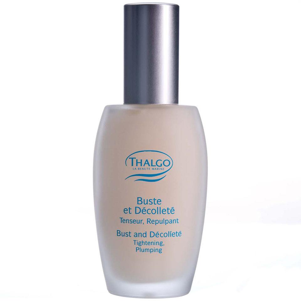 Thalgo Cosmetic Thalgo Bust and decollete Сыворотка для бюста и зоны декольте экстракт водорослей 50 мл цены, где купить, отзывы