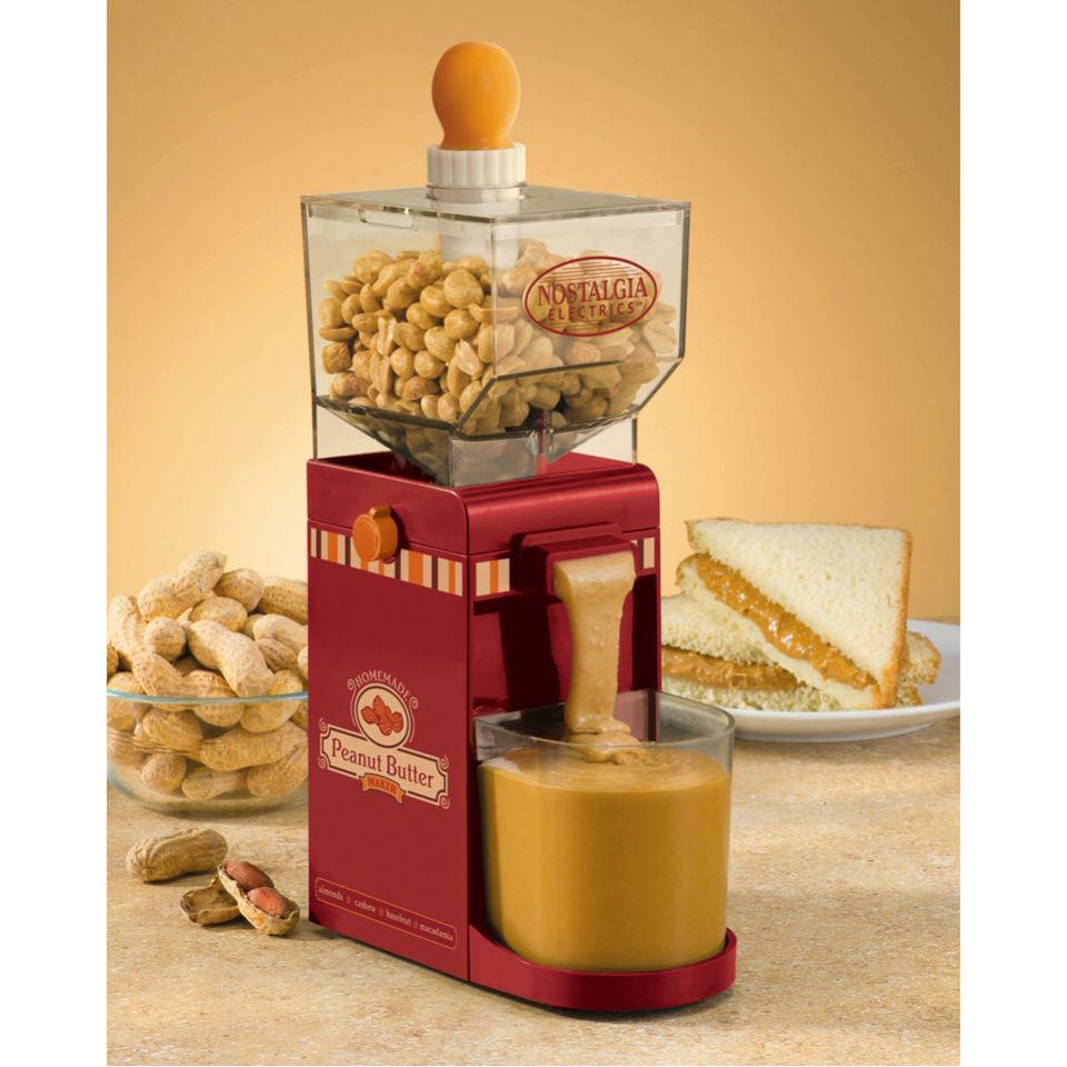 Nostalgia Electrics Retro Peanut Butter Maker