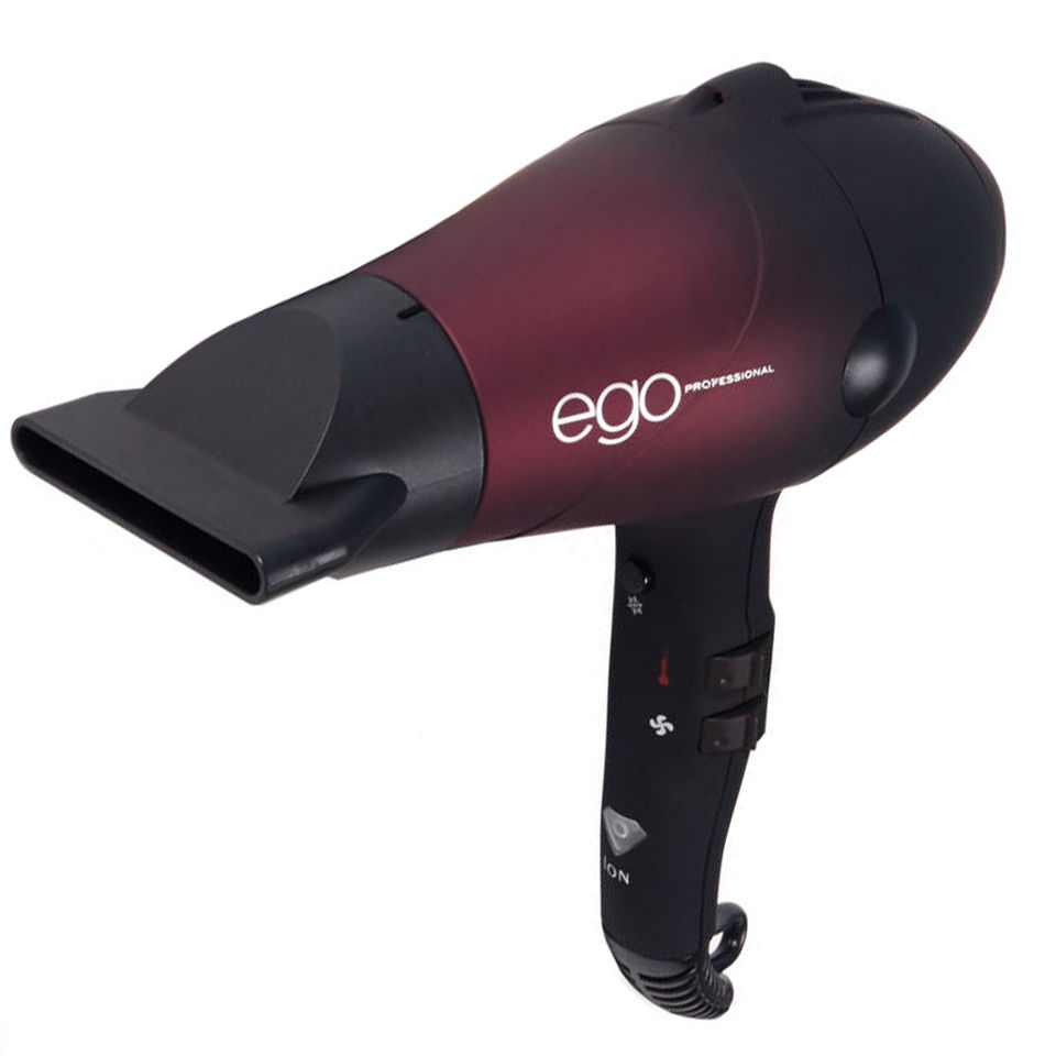 Ego Professional Awesome Ego Hairdryer Free Delivery