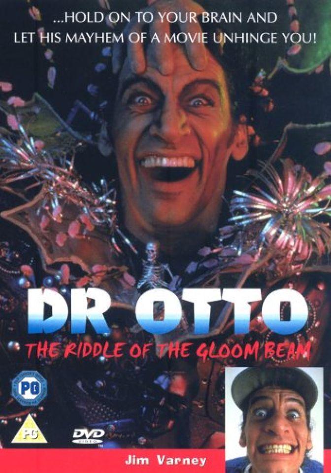 Dr Otto Amp The Riddle Of Gloom Beam Dvd Zavvi Com