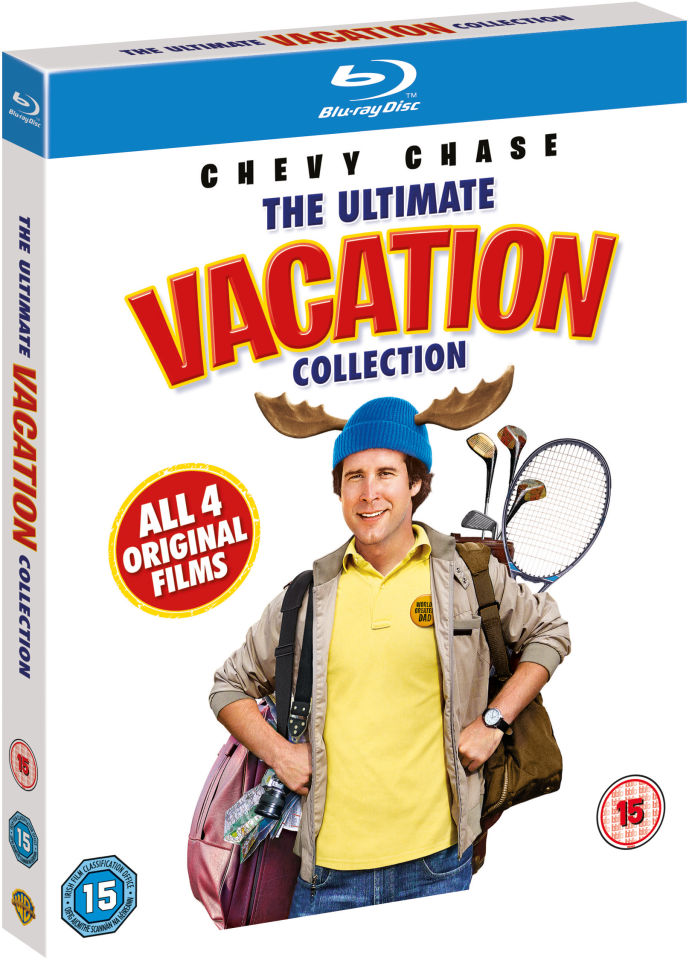 National Lampoons Vacation Box Set Blu-ray