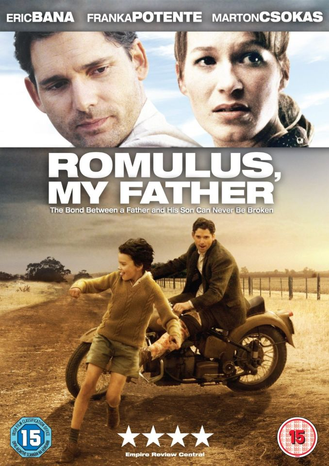 the indiviuals in romulus my father Other, making romulus, my father an act of witness gaita's first-hand  experiences  and people are effectively brought to life within a landscape of  dead or.