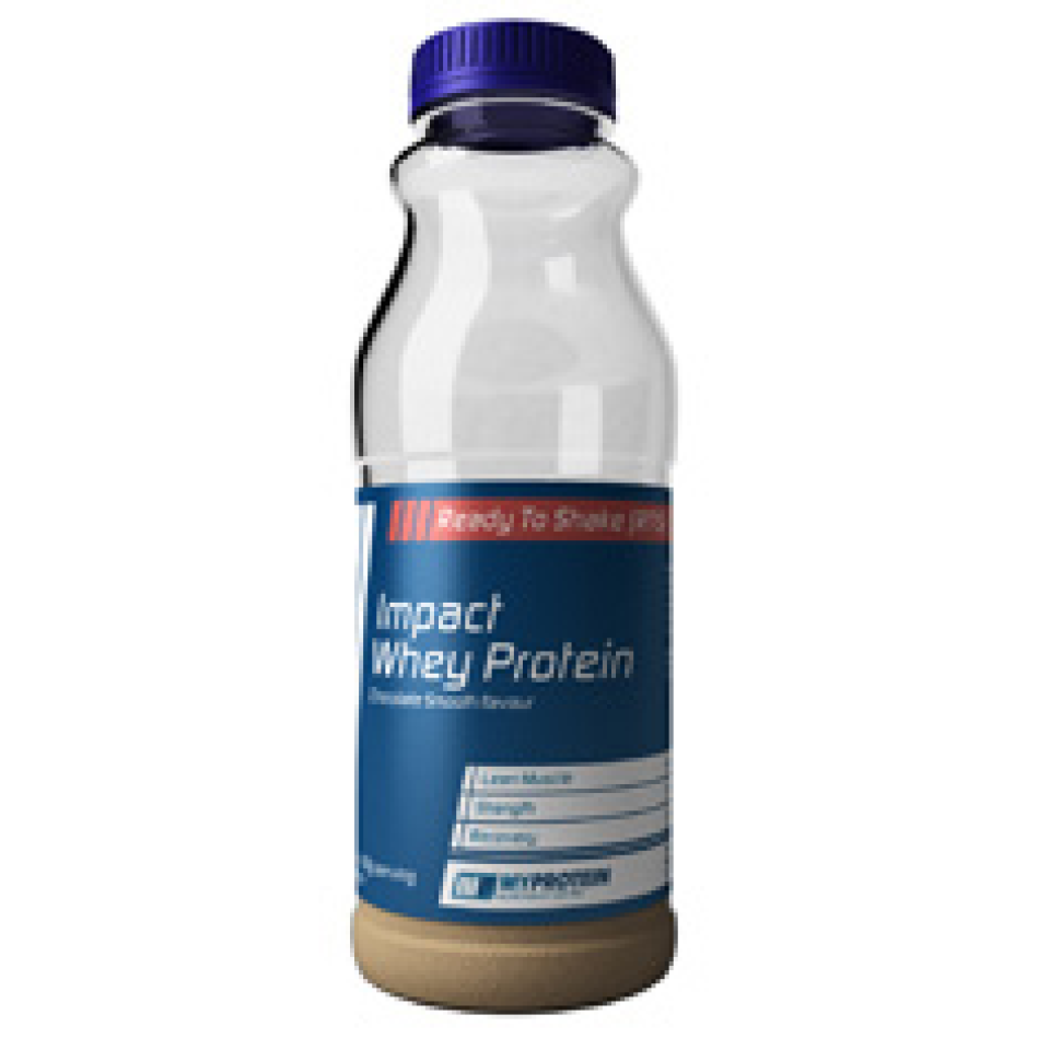 Muscle Impact Whey Protein Impact Whey Protein Rts