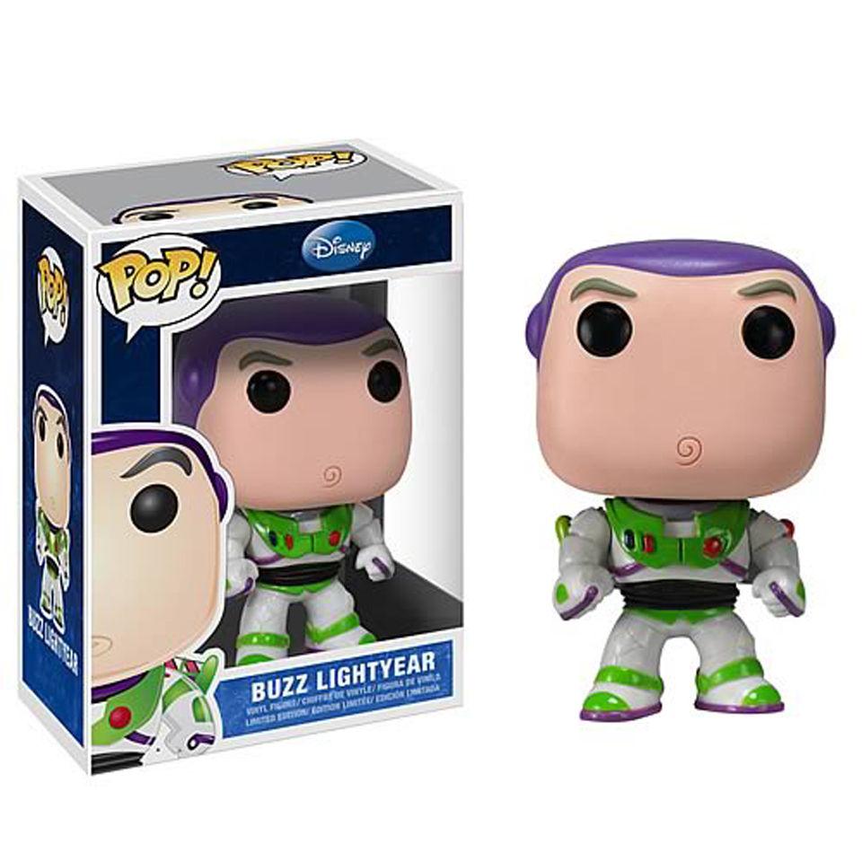 Disneys Toy Story Buzz Lightyear Pop! Vinyl Figure ...