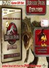 Jurassic Park DVD Game - Big Box