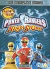 Power Rangers Ninja Storm - Box Set