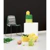 LEGO Storage Brick 4 - Yellow: Image 2