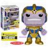 Marvel Guardians of the Galaxy Thanos Glow In The Dark EE Exclusive 6 Inch Pop! Vinyl Figure: Image 1