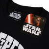 Star Wars Men's Stormtrooper Text Head T-Shirt - Black: Image 3