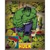 Marvel Comics Incredible Hulk Retro - 16 x 20 Inches Mini Poster: Image 1