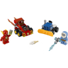 LEGO DC Vs. Marvel Mighty Micros: The Flash Vs. Captain Cold (76063): Image 3