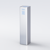 Tech Power 2200 MAH Power Bank - Silver: Image 1