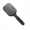 Kent AH9G AirHeadz Medium Fine Pin Cushioned Hair Brush–svart: Image 1