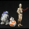 Kotobukiya Star Wars The Force Awakens C-3PO, R2-D2 And BB-8 3 Pack 1/10 Scale Figures: Image 5