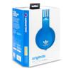 adidas Originals by Monster Headphones (3-Button Control Talk & Passive Noise Cancellation) - Blue: Image 6