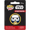 Star Wars Stormtrooper Pop! Pin: Image 1