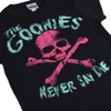 The Goonies Women's Skull T-Shirt - Black: Image 3