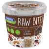Bioglan Raw Bites Cacao and Quinoa - 140g Tub: Image 1