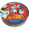Star Wars Plates in Gift Box (Set of 4): Image 2