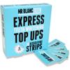 Mr Blanc Express Teeth Whitening Strips 30 Strips: Image 1