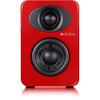 Steljes Audio NS1 Bluetooth Duo Speakers - Vermilion Red: Image 2