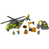 LEGO City: Volcano Supply Helicopter (60123): Image 2