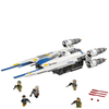 LEGO Star Wars: Rebel U-Wing Fighter (75155): Image 2
