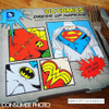 DC Comics Dress Up Napkins: Image 3