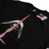 Star Wars Men's Kylo Ren Lightsabre Sweatshirt - Black: Image 2