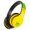 adidas Originals by Monster Headphones (3-Button Control Talk & Passive Noise Cancellation) - Yellow/Green/Black: Image 1