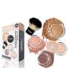Bellapierre Cosmetics Glowing Complexion Essentials Kit - Dark: Image 1